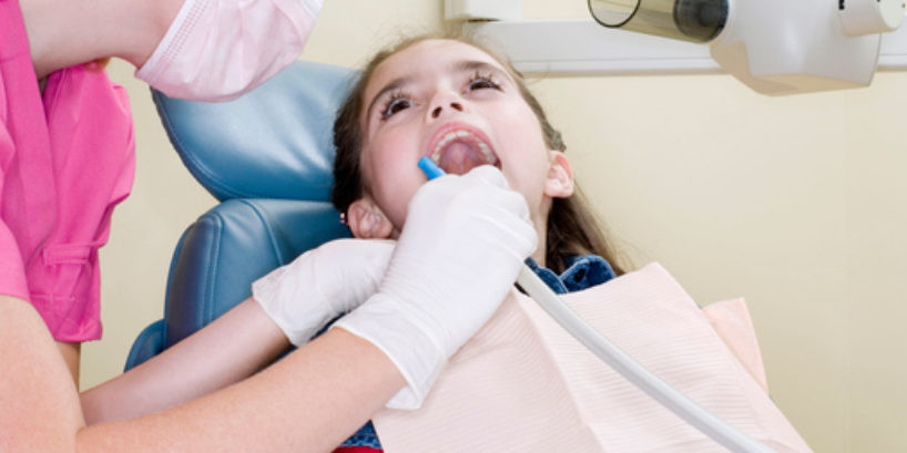Most Kids Not Seeing A Dentist Early Enough